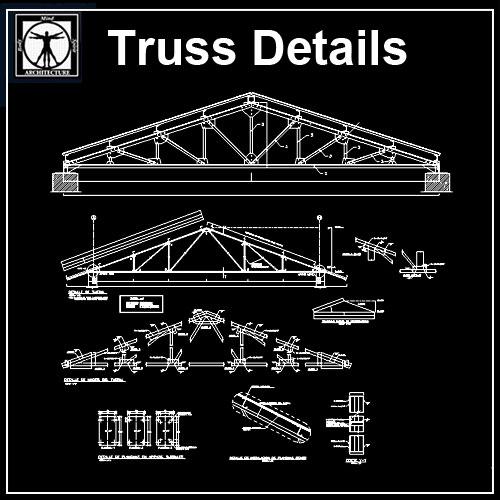 Truss structure details v7 steel truss structure details Building structural design software free download