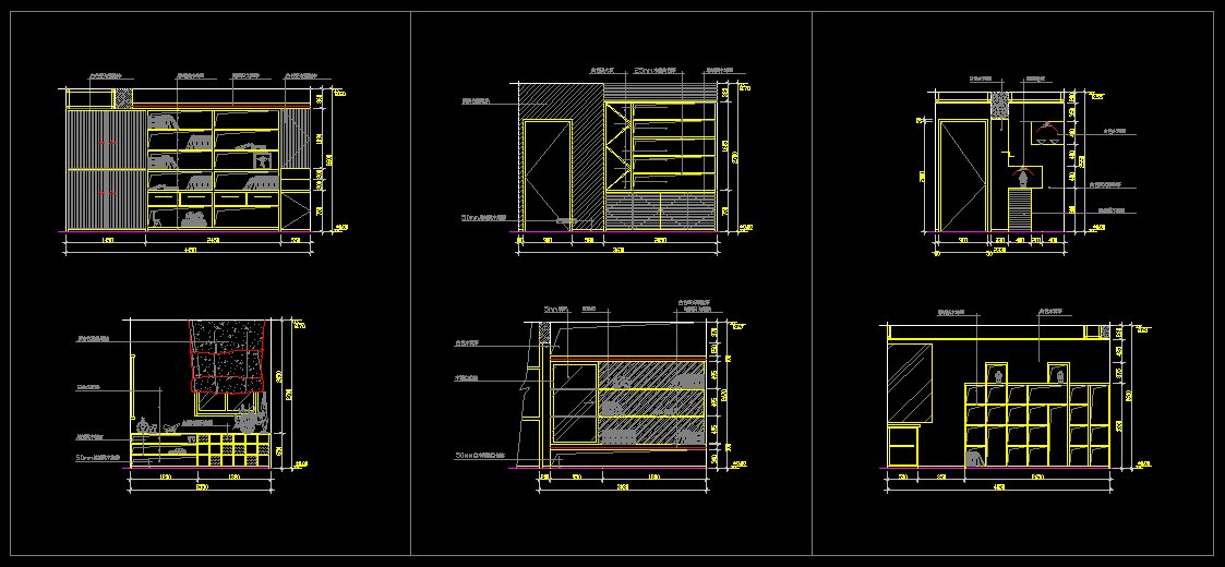 Study Room Design Drawings V 1 Cad Drawings Download Cad