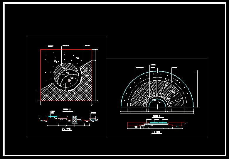 Ceiling Design Template】-Cad Drawings Download CAD Blocks ...