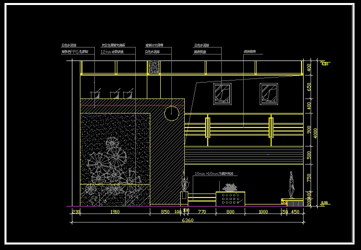 Luxury Living Room Design Template V1 Cad Drawings