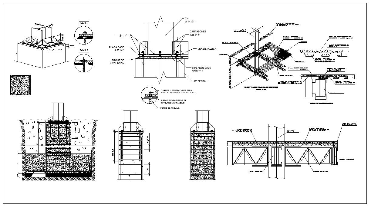 steel structure details v2 u3011 u2605