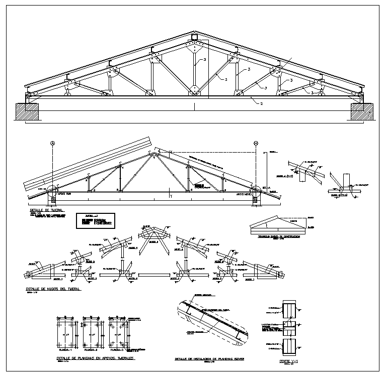 Carport canopy frame parts