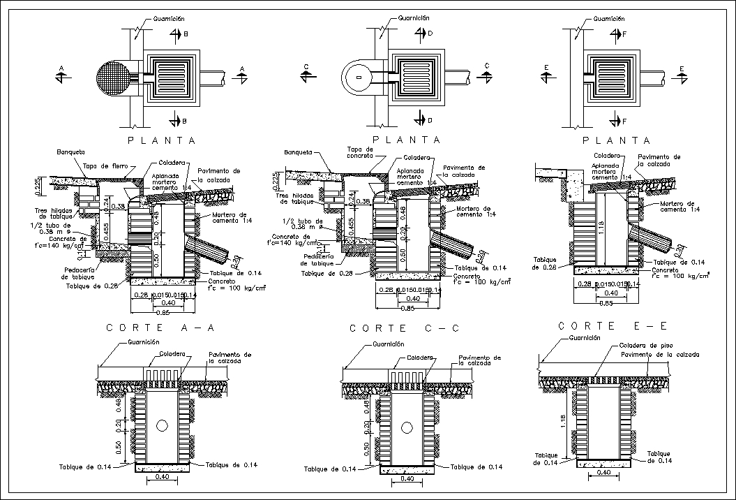 Plumbing Details】★ Cad Files Dwg Files Plans And Details