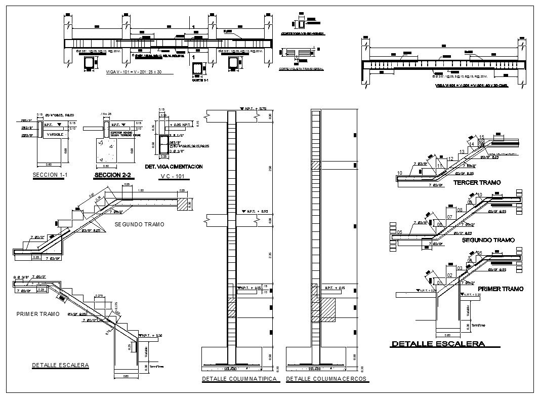 Foundation Details,Concrete details,beam,floor design,civil base,types of foundation,steelframe,pile