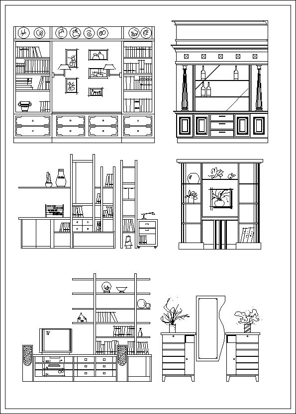 furniture design elevation u3011 u2605