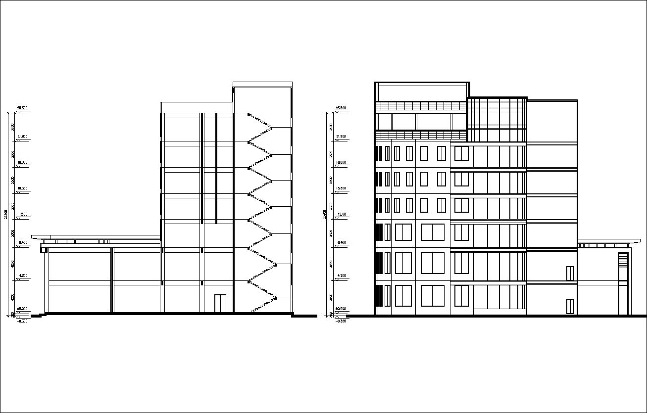 Office Building Cad Files Dwg Files Plans And Details