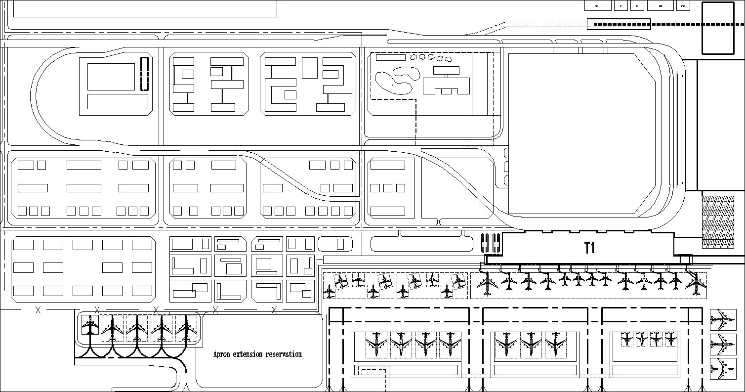 Airport Design Drawings Cad Drawings Download Cad Blocks Urban City Design Architecture