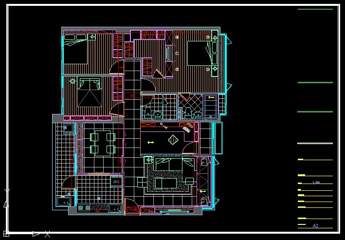 Excellent Interior Design AutoCAD Blocks 2D 709 x 493 · 80 kB · jpeg